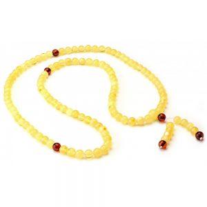 baltic amber tibetan buddhist mala prayer beads