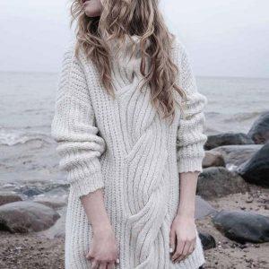 oversized sweater sogno tunic